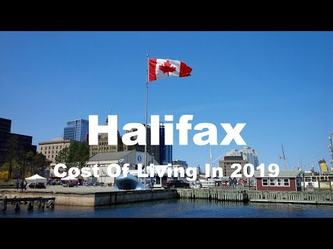 Cost Of Living In Halifax, Canada In 2019, Rank 120th In The World