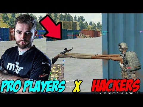 PRO PLAYERS vs HACKERS - ENFRENTANDO CHEATERS - Reviewsdegames