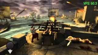 God of War: Chains of Olympus on PPSSPP(PC)