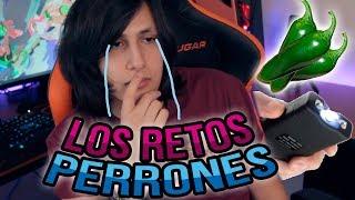 Los RETOS PERRONES!