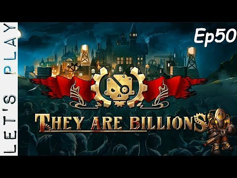 Let's Play They are Billions Ep50 (FR) - Map 3 100% Domaine Glacial