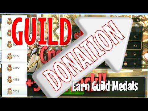 RO MOBILE: Earn Guild Medal thru Donations!
