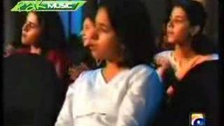 geo tv applause with tehseen javed guitarest shafiq bhai 9/9