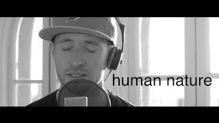 Michael Jackson - HUMAN NATURE (Daniel de Bourg rendition)