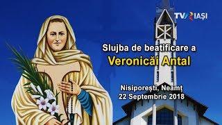 Slujba de beatificare a Fericitei Veronica Antal