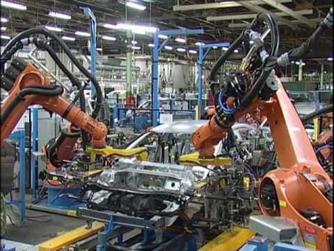 Ford Genk productie Mondeo, S-Max en Galaxy