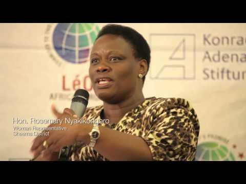 Hon. Rosemary Nyakikongoro shares insights on legislation of Uganda's Oil sector