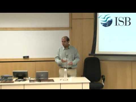 A sample class at ISB by Professor Ram Bala