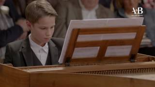 Bach - Invention No. 15 in B minor BWV 786 - Domonkos Hegyi | Netherlands Bach Society