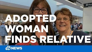 Adopted woman finds relative in Bay Area after 17-year search