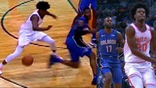 Be Careful When You Dribble Near Josh Jackson | Top 10 NBA Plays - November 10th 2017