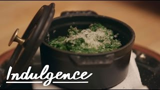 Making Steakhouse-Style Creamed Spinach Isn't That Hard