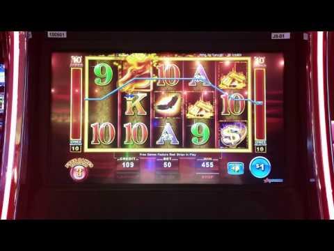 Mustang Money 2 slot jackpot bonus $50 max bet