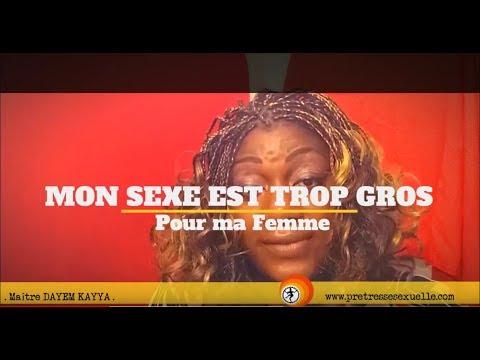 Mon Sexe Est Trop Gros Pour Ma Femme Partie1/2