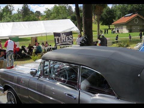 LA Times CC Cinco De Mayo Elysian Park YouTube - Elysian park car show 2018