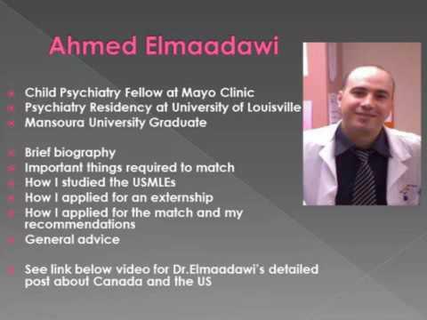 Ahmed ElMaadawi   Psychiatry