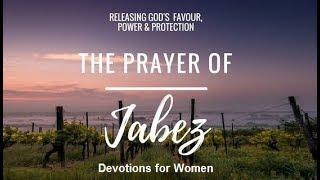 The Prayer of Jabez. Devotions for Women