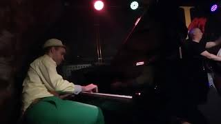Solo Sandor Torres  - Blue Bossa - Jam Club