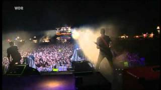 billy talent - this suffering (live  @ Area4 2010)