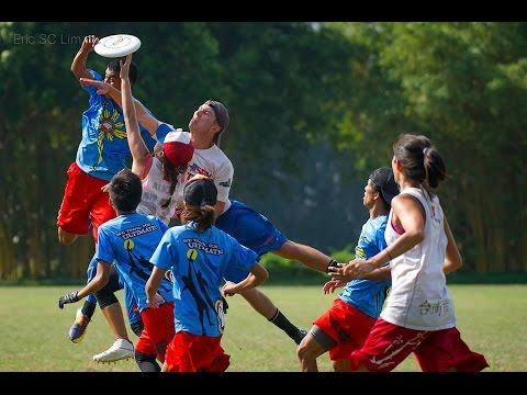 Asian Ultimate Life Podcast #1: Turn Up Taiwan, Zone Cup and Taylor