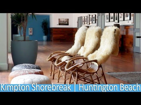 Kimpton Shorebreak Hotel, Is It Worth Your Vacation Dollars?! Huntington Beach - Aug 2018