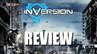 Inversion - Review (Xbox 360)