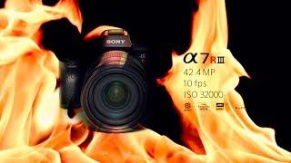 Sony A7R3: обзор новых возможностей - 42МП, 10 FPS, Eye AF и т.д.