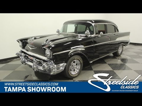 1957 Chevrolet Bel Air for sale | 1497-TPA