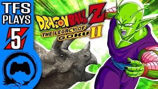 Dragon Ball Z LEGACY OF GOKU 2 Part 5 - TFS Plays