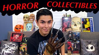 [ASMR] Horror Collectibles! (FULL Collection and TINGLES!)