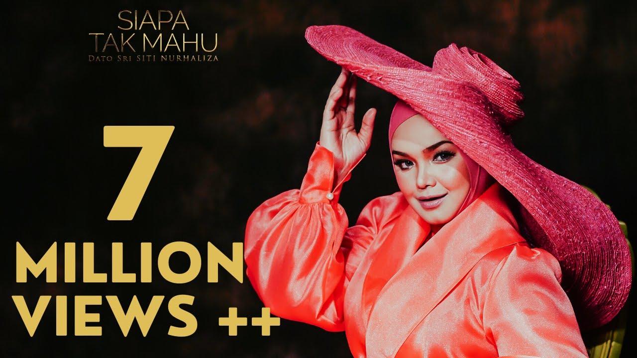 Siapa Tak Mahu – Dato' Sri Siti Nurhaliza (Official Music Video)