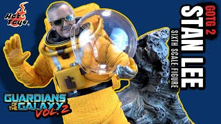 Hot Toys Guardians of the Galaxy 2 Stan Lee Sixth Scale Figure | Video Review