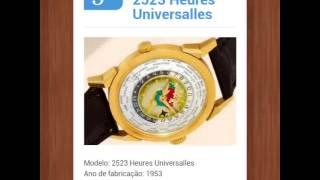 62ea24c62fc 10 relógios mais caros do mundo