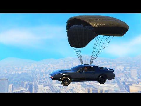 SPENDING $32,000,000 IN NEW CARS, TURBO CAR and PARACHUTE CAR! (GTA 5 IMPORT/EXPORT DLC)