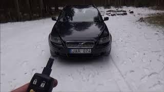 Тест драйв Volvo V50/S40 недорого или под  растаможку