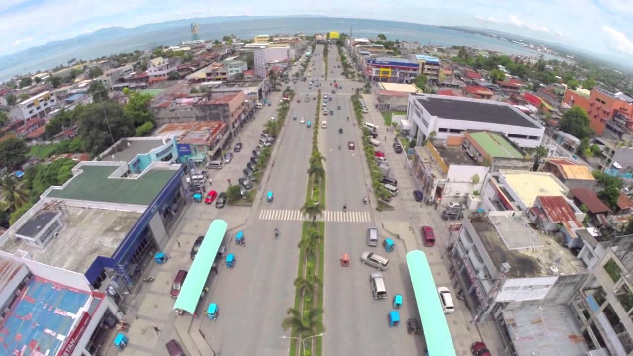 Gensan Free Bird presents General Santos City Aerial Highlights - YouTube