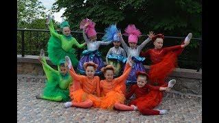 Детский танец  КОНФЕТКИ