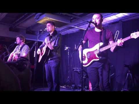 Busted - HMV Live - 363 Oxford St - 24/11/16