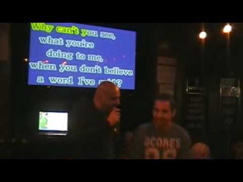 Suspicious Minds Karaoke John at The Step Inn