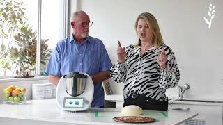 Kneading with Thermomix TM6
