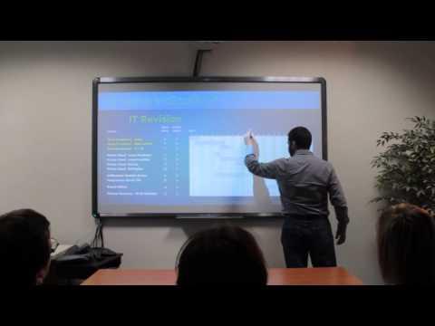 LIM - Presentazioni? Sì ma interattive!
