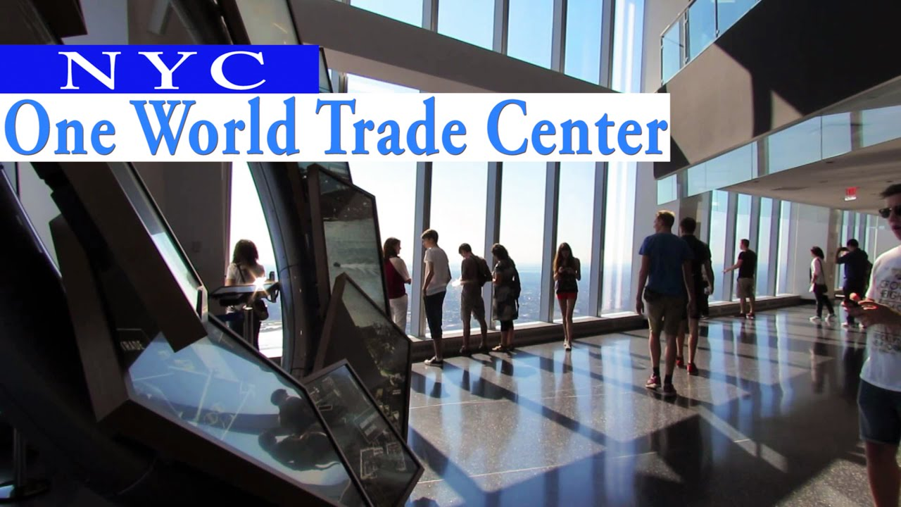 Hq Inside One World Trade Center Observatory Nyc