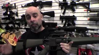 DMR designated marksman rifles for airsoft