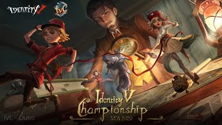[TH-IVC] Identity V South East Asia Championship 2020 l Playoff Day 2