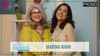 Marina Khan | The Stories Of Tanhaiyan and Dhoop Kinare | Part I | Rewind With Samina Peerzada