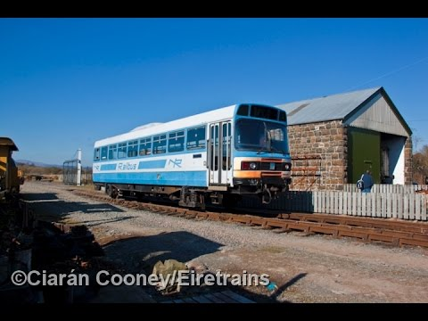 Downpatrick Railway - ITG Diesel Day