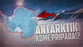 Ko Poseduje Antarktik?