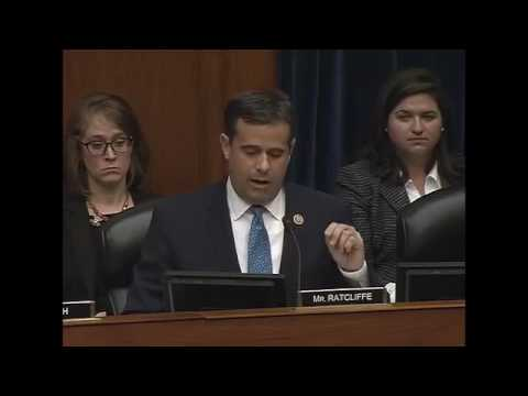Copy of Ratcliffe Questions FBI Director Comey on Clinton Investigation