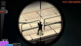 Sniper 3D Assassin: Gun Shooting Game for free - Fun Games For Free Level 6-8