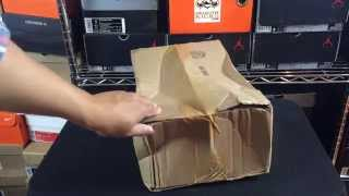 My Poor Sneaker Box! (Unboxing From Finishline)